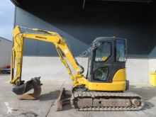 Komatsu PC55MR-3 mini pelle occasion