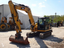 Caterpillar excavator pe şenile second-hand