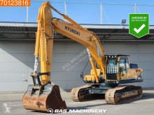 Hyundai Robex 350 LC -9 Low hours - Hammer line - track excavator