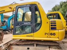 Komatsu PC60-7 PC60-7 mini-excavator second-hand