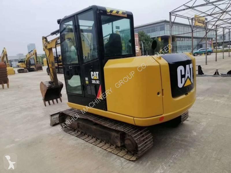 Vedeţi fotografiile Excavator Caterpillar 305.5E CR 305.5E