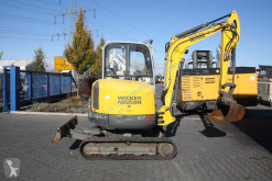 Wacker Neuson EZ38 mini-excavator second-hand