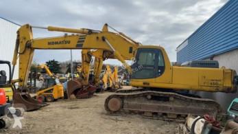 Komatsu pc450lc-6k excavator pe şenile second-hand