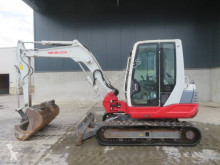 Takeuchi TB250 mini-excavator second-hand