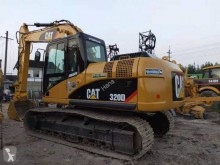 Used track excavator Caterpillar 320D