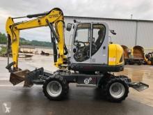 Escavadora Wacker Neuson EW 100 escavadora de rodas usada