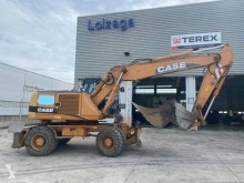 Case WX185 S-2 WX-185 used wheel excavator