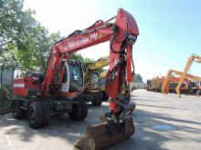 Liebherr A900C used wheel excavator