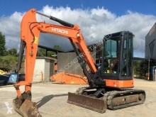 Hitachi ZX48U-3 mini pelle occasion