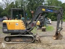 Excavadora Volvo EC55C miniexcavadora usada