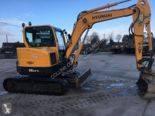 Hyundai R60CR-9 mini-excavator second-hand