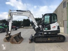 Bobcat E85 mini-excavator second-hand