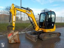 JCB 8050RTS used mini excavator