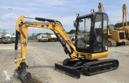 Mini pelle Caterpillar 302.7D CR
