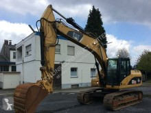 Caterpillar track excavator 323DL