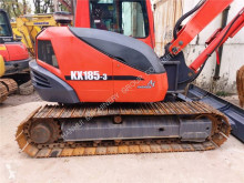 Kubota U55-4 KX155-3S mini-excavator second-hand