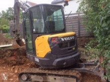 Volvo EC35 used mini excavator