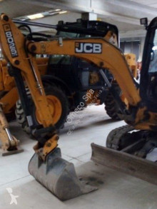 JCB 8025ZTS used mini excavator