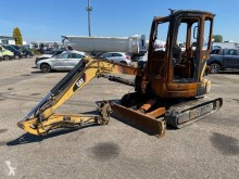 Excavadora Caterpillar 303.5C *ACCIDENTE*DAMAGED*UNFALL* miniexcavadora accidentada