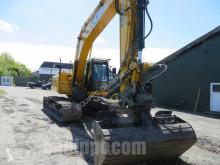 JCB JS210 pásová lopata použitý