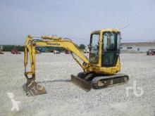 excavadora miniexcavadora Komatsu