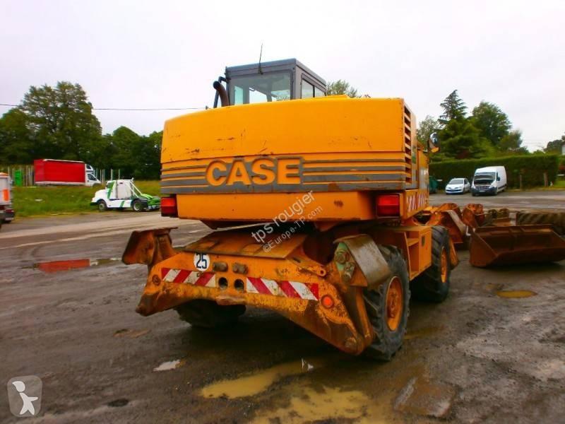 Fotók megtekintése Kotrógép Case 688B