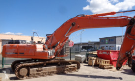 Escavadora Doosan DX340NLC-3 usada