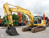 New Holland e305 excavator used