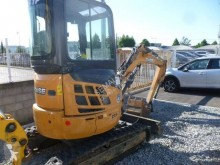 Case mini excavator CX30B