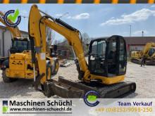 JCB 8055 RTS Minibagger mini-excavator second-hand