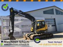 Escavadora Volvo ECR 145 DL Planierschild, escavadora de lagartas usada