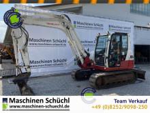 Excavadora Takeuchi TB 290 Klima, Hammer und Greiferhydraulik, Roadlin miniexcavadora usada