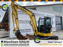 Komatsu PC 55 MR-3 mini-excavator second-hand