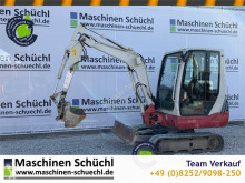 Takeuchi TB 228 mini-excavator second-hand