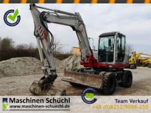 Takeuchi TB 175 W, Mobilbagger used wheel excavator