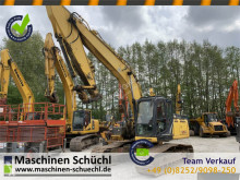New Holland E 215 C techn. Top! Gute und günstige Maschine! pelle sur chenilles occasion