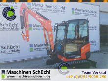 Kubota KX 027-4 Hi-Spec mini-excavator second-hand