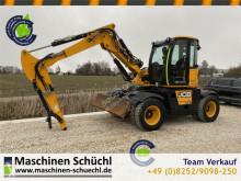 Excavadora JCB Hydradig 110W excavadora de ruedas usada
