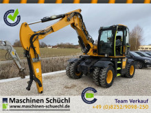 Excavator pe roti JCB Hydradig 110W