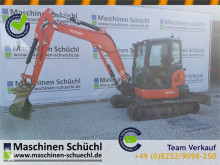 Kubota KX 057-4 used mini excavator