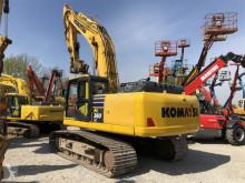 Escavadora Komatsu PC 360LC-10 escavadora de lagartas usada