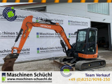 Hitachi Midi Bagger ZX 55 U-5A CLR 5,5to TOP mini-excavator second-hand