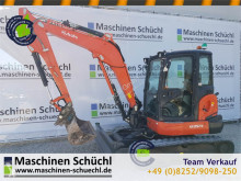 Kubota KX 057-4 mini-excavator second-hand