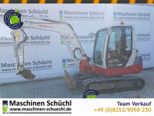 Takeuchi TB 250 used mini excavator