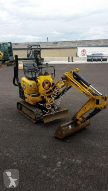 Yanmar SV 08-1 mini-excavator second-hand