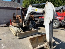 Excavadora Bobcat 435FT *ACCIDENTE*DAMAGED*UNFALL* miniexcavadora accidentada