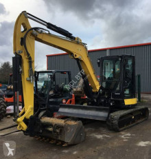 Yanmar VIO 80-1A mini-excavator second-hand