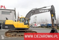 Escavadora Volvo EC220 D 3 units for sale escavadora de lagartas usada