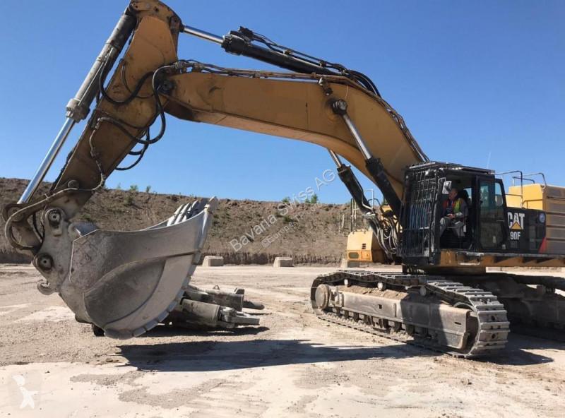 View images Caterpillar CAT 390 FL ME excavator