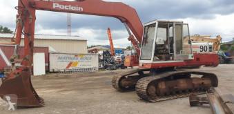 Excavadora Poclain Non spécifié excavadora de cadenas usada